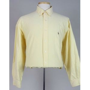 Ralph Lauren Men's Yarmouth Cotton Oxford Shirt